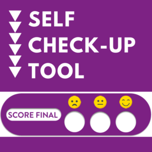 Consultance Self Check-up tool